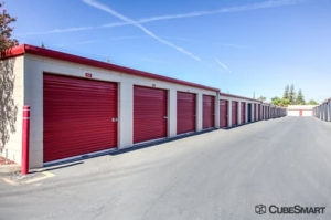 Image of CubeSmart Self Storage - Citrus Heights Facility on 7562 Greenback Lane  in Citrus Heights, CA - View 2