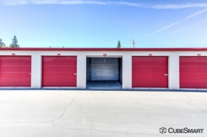 Image of CubeSmart Self Storage - Citrus Heights Facility on 7562 Greenback Lane  in Citrus Heights, CA - View 3