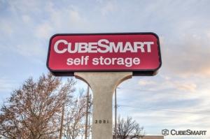 CubeSmart Self Storage - Albuquerque - 2001 Girard Blvd SE Facility at  2001 Girard Blvd Se, Albuquerque, NM