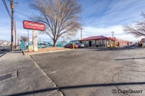 Image of CubeSmart Self Storage - Albuquerque - 7440 Central Ave Se Facility on 7440 Central Ave Se  in Albuquerque, NM