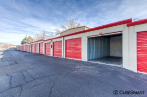 Image of CubeSmart Self Storage - Albuquerque - 7440 Central Ave Se Facility on 7440 Central Ave Se  in Albuquerque, NM - View 2