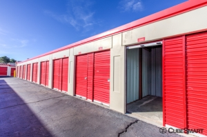 Image of CubeSmart Self Storage - Albuquerque - 7440 Central Ave Se Facility on 7440 Central Ave Se  in Albuquerque, NM - View 3