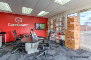 Image of CubeSmart Self Storage - Houston - 7001 Synott Rd Facility on 7001 Synott Rd  in Houston, TX - View 2