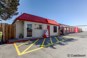 CubeSmart Self Storage - Salt Lake City - 350 S Redwood Road