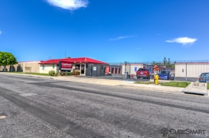 CubeSmart Self Storage - Rialto - 210 West Bonnie View Drive - Photo 1