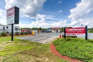 Image of CubeSmart Self Storage - Fredericksburg - 8716 Jefferson Davis Highway Facility at 8716 Jefferson Davis Highway  Fredericksburg, VA