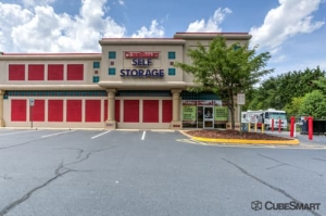CubeSmart Self Storage - Fredericksburg - 20 Plantation Drive Suite 151 Facility at  20 Plantation Drive Suite 151, Fredericksburg, VA