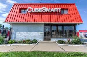 Image of CubeSmart Self Storage - Warrensville Heights Facility at 23711 Miles Road  Warrensville Heights, OH