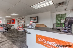 Image of CubeSmart Self Storage - Cranford Facility on 601 South Ave E  in Cranford, NJ - View 2