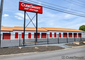 Image of CubeSmart Self Storage - Milford - 90 Rowe Ave Facility on 90 Rowe Ave  in Milford, CT - View 2