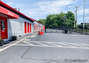 Image of CubeSmart Self Storage - Milford - 90 Rowe Ave Facility on 90 Rowe Ave  in Milford, CT - View 3
