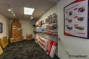 Image of CubeSmart Self Storage - Mystic Facility on 868 Flanders Road  in Mystic, CT - View 3