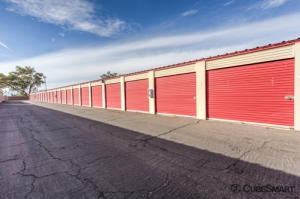 Image of CubeSmart Self Storage - Glendale Facility on 7028 North Dysart Road  in Glendale, AZ - View 2