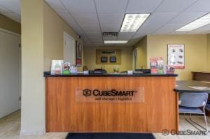 Image of CubeSmart Self Storage - Morristown - 307 E Hanover Ave Facility on 307 E Hanover Ave  in Morristown, NJ - View 2