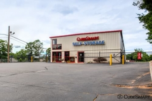 CubeSmart Self Storage - Manchester - 255 Center Street Facility at  255 Center Street, Manchester, CT