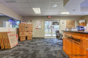 Image of CubeSmart Self Storage - Boca Raton Facility on 19200 Us Highway 441  in Boca Raton, FL - View 2
