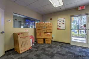 Image of CubeSmart Self Storage - Boca Raton Facility on 19200 Us Highway 441  in Boca Raton, FL - View 3