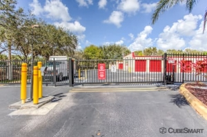 Image of CubeSmart Self Storage - Boca Raton Facility on 19200 Us Highway 441  in Boca Raton, FL - View 4