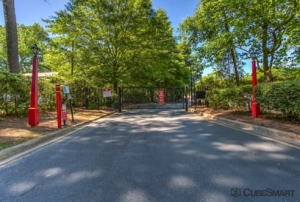 Image of CubeSmart Self Storage - Cary Facility on 920 W. Chatham Street  in Cary, NC - View 4