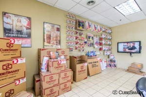 Image of CubeSmart Self Storage - Bellwood Facility on 2801 Harrison Street  in Bellwood, IL - View 3
