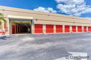 Image of CubeSmart Self Storage - Dania Beach Facility on 2010 Ne 7Th Avenue  in Dania Beach, FL - View 2