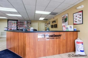 Image of CubeSmart Self Storage - Schaumburg Facility on 1730 W. Irving Park Road  in Schaumburg, IL - View 2