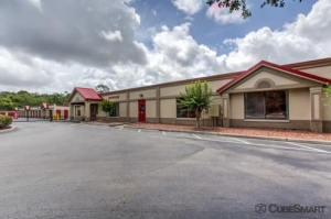 CubeSmart Self Storage - Orange City Facility at  540 South Volusia Avenue, Orange City, FL