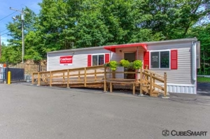 Image of CubeSmart Self Storage - Monroe Facility at 873 Main Street  Monroe, CT