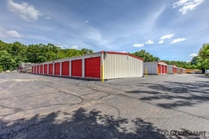 Image of CubeSmart Self Storage - Monroe Facility on 873 Main Street  in Monroe, CT - View 4