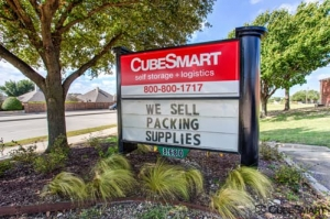 CubeSmart Self Storage - Frisco - 8680 Stonebrook Pkwy Facility at  8680 Stonebrook Pkwy, Frisco, TX