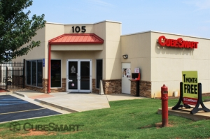 CubeSmart Self Storage - Suwanee - 105 Old Peachtree Road - Photo 1
