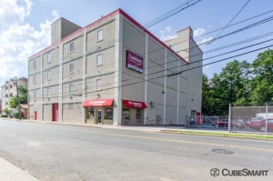 CubeSmart Self Storage - Elizabeth Facility at  343 West Grand Street, Elizabeth, NJ