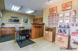 Image of CubeSmart Self Storage - Roanoke - 1201 N Hwy 377 Facility on 1201 North Highway 377  in Roanoke, TX - View 2