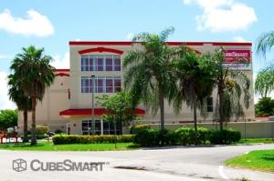 CubeSmart Self Storage - Miami - 19395 Sw 106th Avenue - Photo 2