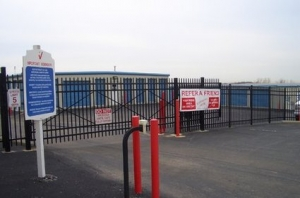 Image of Advantage Self Storage - Miamisburg Facility on 3600 Benner Rd  in Miamisburg, OH - View 3