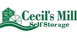 Cecils Mill Self Storage