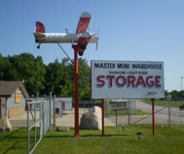 Master Mini Warehouse Facility at  2044 S 11th St, Niles, MI