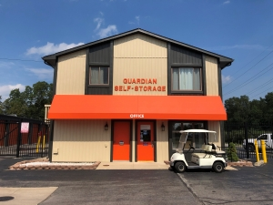Guardian Self Storage Facility at  1050 Stewart Rd, Monroe, MI