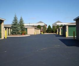 Image of Storage Unlimited Facility on 15176 N Beck Rd  in Plymouth, MI - View 2