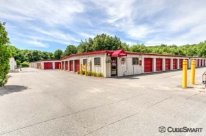 Image of CubeSmart Self Storage - Old Saybrook - 45 School House Rd Facility at 45 School House Rd  Old Saybrook, CT