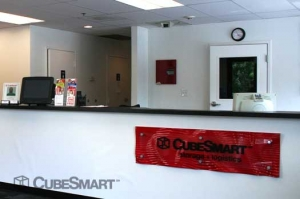 Image of CubeSmart Self Storage - Herndon Facility on 13800 McLearen Rd  in Herndon, VA - View 3