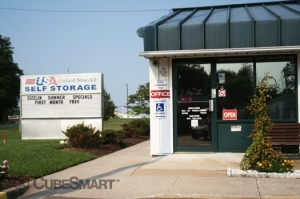 CubeSmart Self Storage - Richmond - 5312 Richmond Henrico Turnpike Facility at  5312 Richmond Henrico Turnpike, Richmond, VA
