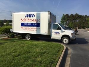 AAAA Self Storage & Moving - Virginia Beach - 3212 Dam Neck Rd - Photo 5