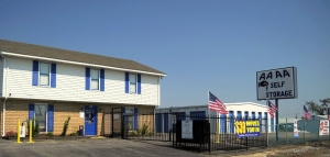 AAAA Self Storage - Petersburg - E Washington