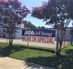 AAAA Self Storage & Moving - Newport News - 810 79th St - Photo 12