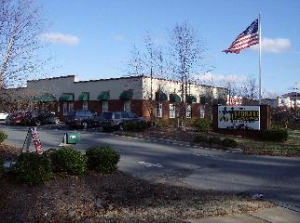Storage & Business Centre of Tega Cay