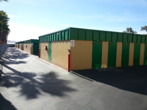 Image of AAA Alliance Self Storage - San Diego Facility at 8383 Clairemont Mesa Blvd  San Diego, CA