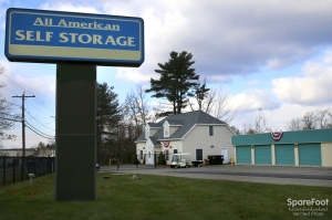 All American Self Storage - Methuen