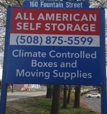 All American Self Storage of Framingham - Photo 6
