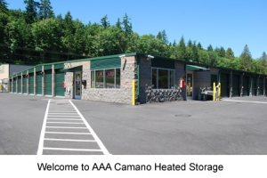 AAA Camano Heated Storage